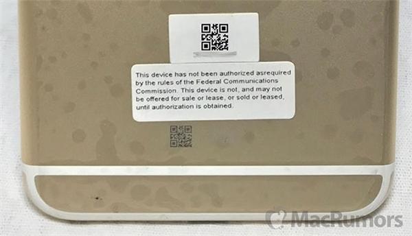 Nguyên mẫu iPhone sẽ được dán một mã QR đặc biệt để Apple có thể theo dõi sản phẩm.