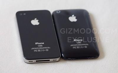 Phiên bản mẫu của iPhone 4 (trái) đã bị kĩ sư củaApple bỏ quên tại quán bar trước khi sản phẩmra mắt hồi năm 2010.