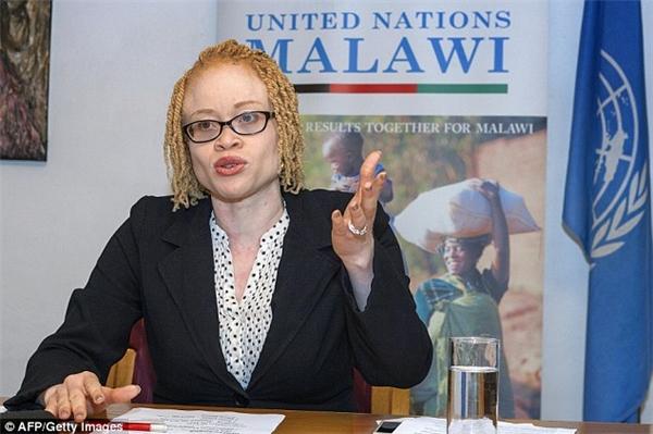 Chuyên gia Liên Hiệp Quốc Ikponwosa Ero