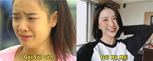 """Ngày chia tay bạn trai, con gái Sài Gòn sẽ khóc """"hết nước mắt"""", còn con gái Hà Nội sẽ lạnh lùng mà cười nhiều hơn bình thường ấy nhé."""