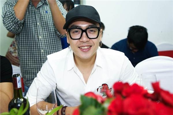 Nhạc sĩ Nguyễn Hoàng Duy.