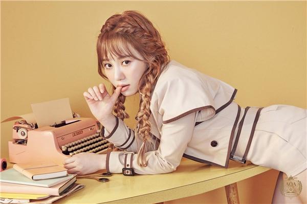 9 mỹ nữ Kpop