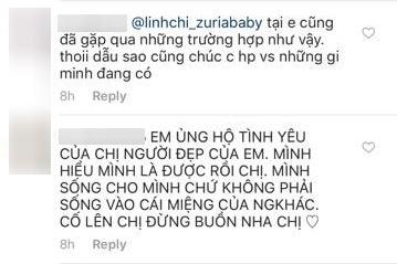 Bị nói là người thứ ba, Linh Chi lịch sự đáp trả cộng đồng mạng - Tin sao Viet - Tin tuc sao Viet - Scandal sao Viet - Tin tuc cua Sao - Tin cua Sao