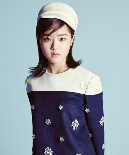 Kim Hyang Gi ngày ấy và bây giờ.