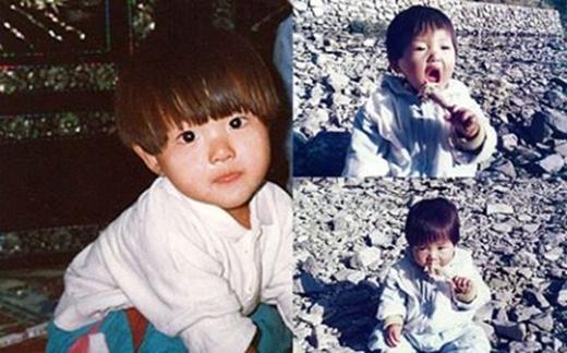 Trông Song Joong Ki cứ như một... cô bé ấy. Ai bảo trông khả ái như thế cơ chứ.