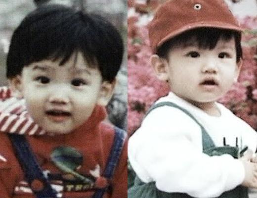 """""""Bao nước đá"""" Changmin khi bé đáng yêu lắm lắm luôn ấy."""