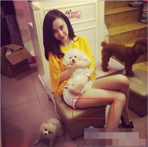 Angela Phương Trinh bị cư dân mạng bóc mẽ photoshop quá đà