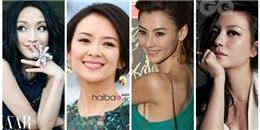 10 mỹ nhân triệu phú của showbiz Hoa