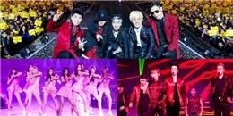 Big Bang, SNSD và Super Junior là bộ 3 nổi tiếng nhất ở nước ngoài