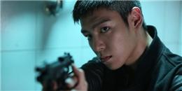 T.O.P (Big Bang) nhí nhố trong buổi chụp ảnh cho phim mới