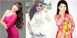 Những cô bạn gái nước ngoài hot nhất Vbiz