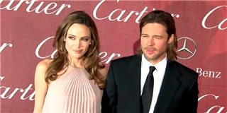 Angelina Jolie đã đính hôn với Brad Pitt?