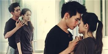 """Quang Đăng """"ôm ấp"""" trò cưng của Trần Ly Ly"""