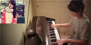 """[Cover piano] An Coong trở lại với hit """"Nắng ấm xa dần"""""""