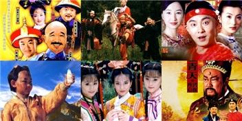 Những bộ phim Hoa Ngữ từng làm mưa gió trên màn ảnh Việt