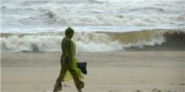 Siêu bão Haiyan chuyển hướng tiến thẳng vào Thanh Hóa