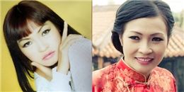 Ngắm những hình ảnh 'thuở ban đầu' của cô Chanh