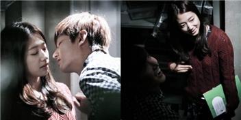 Lộ ảnh hậu trưởng cảnh hôn của Lee Min Ho và Park Shin Hye