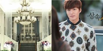 Ngắm nhà 2 tỷ của Lee Min Ho trong The Heirs
