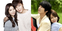 Những người tình màn ảnh đẹp lung linh của Park Shin Hye