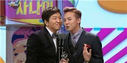 G-Dragon bất ngờ xuất hiện nhận giải Cặp đôi cùng Jung Hyung Don
