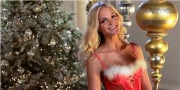 Nóng bỏng mừng giáng sinh cùng các thiên thần Victoria's Secret