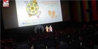 [Video News] Giáo sư Ngô Bảo Châu bất ngờ đến dự lễ trao giải YxineFF