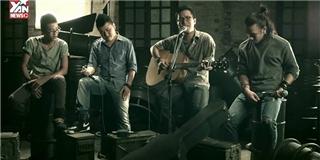 [Cover] Bản mash-up cực chất của các chàng trai F-Band
