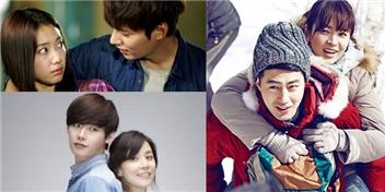 [Top 2013] Những cặp đôi tình cảm nhất màn ảnh Hàn năm 2013