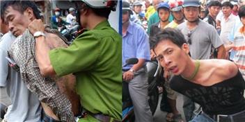 """Cư dân mạng """"hả hê"""" với clip Cướp Sài Gòn giật túi xách bị bắt"""