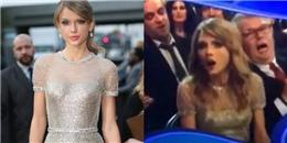Soi khoảnh khắc Taylor bị 'hố' nặng