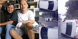 Những vụ tai nạn xe cộ kinh hoàng của Sao Việt