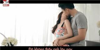 [MV] Sĩ Thanh  khóa môi  bạn diễn ngọt xớt trong MV mới