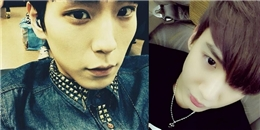 [Mlog Sao] Himchan (B.A.P) khoe hình tự sướng cực đẹp, Chunji (Teen Top) đang rất hạnh phúc