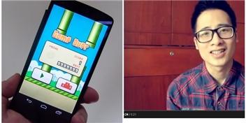 "[Vlog] Jvevermind ""dằn mặt"" anti-fan game Flappy Bird"