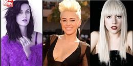 Top Nghệ sỹ làm bừng cháy thị trường âm nhạc thế giới (phần 1)