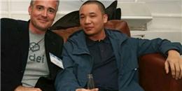 Nguyễn Hà Đông dự 'tiệc công nghệ' trên du thuyền tại Mỹ