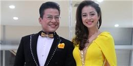 """Jennifer Phạm """"kết đôi"""" với MC Thanh Bạch tại Duyên dáng Việt Nam 2014"""