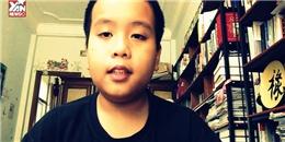 [Vlog] 'Thần đồng' Nhật Nam tiếp tục ghi điểm với vlog tiếng Anh cực 'chuẩn'