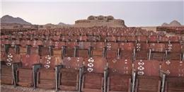 Độc đáo rạp chiếu phim 'hoang' giữa sa mạc