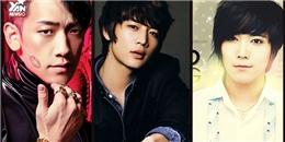 Những hotboy nổi tiếng nhất Kpop (Phần 1)
