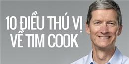 [Bạn biết chưa] 10 điều thú vị về Tim Cook