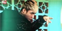 [Thử thách Sao] Sơn Tùng M-TP khoe vũ đạo với bài hit Mr.Mr. của SNSD