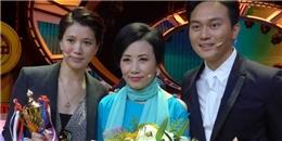Vợ chồng Trương Trí Lâm và Viên Vịnh Nghi ngọt ngào trên sân khấu