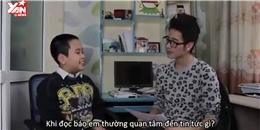JVEvermind bất ngờ  tung hứng  hài hước cùng Đỗ Nhật Nam