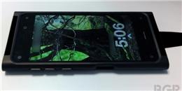 Lộ diện smartphone đầu tiên của Amazon với... 5 camera