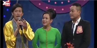 [Người bí ẩn] Lộ diện  quái kiệt  giả giọng nam nữ xuất sắc khiến Hoài Linh cảm phục