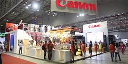 Canon Café - trải nghiệm đầy ấn tượng dành cho tín đồ công nghệ tại triển lãm Digital Photo & Imaging Show 2014