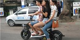 Từ 1/6 xe máy điện không giấy tờ, không đăng ký biển số sẽ bị tạm giữ