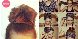 [Bạn biết chưa] Những mẹo nhỏ giúp bạn 'chữa cháy' khi tóc xấu
